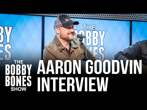 Aaron Goodvin Talks About Hearing Bobby Play His Song After Getting Pitch