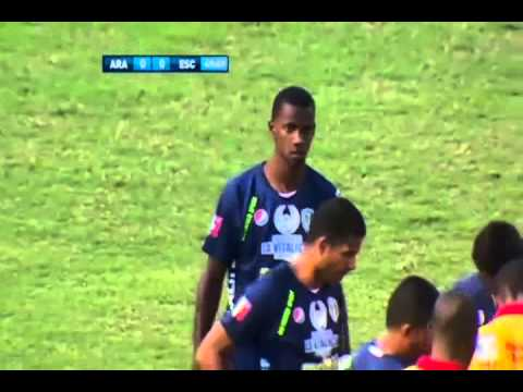 Venezuela Primera Division - Aragua FC vs Estudiantes de Caracas 26/07/2015 Partido Completo