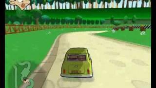 Mr bean Mini games race