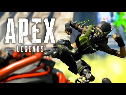 Meet Octane - Apex Legends Official Character Reveal Trailer