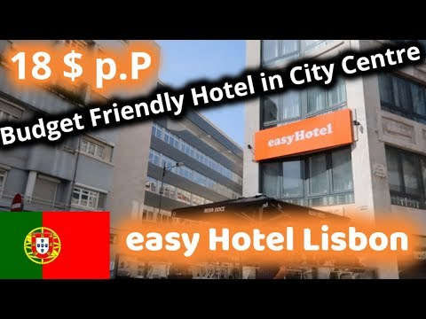 🇵🇹-easy-hotel-lisbon-|-indian-in-portugal-|-hotel-review-in-tamil