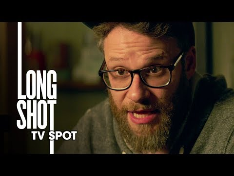 """Long Shot (2019 Movie) Official TV Spot """"In Common"""" – Seth Rogen, Charlize Theron"""