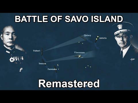 Battle of Savo Island 1942: America's Worst Naval Defeat