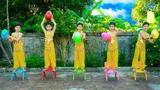 Five little monkeys 🙈 | 동요와 아이 노래 | 어린이 교육 | Father Finger Songs