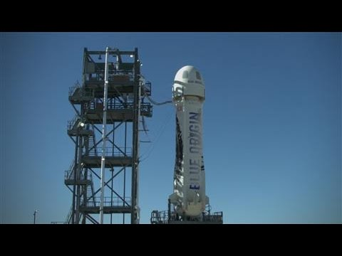 Blue Origin Successfully Tests Escape Pod