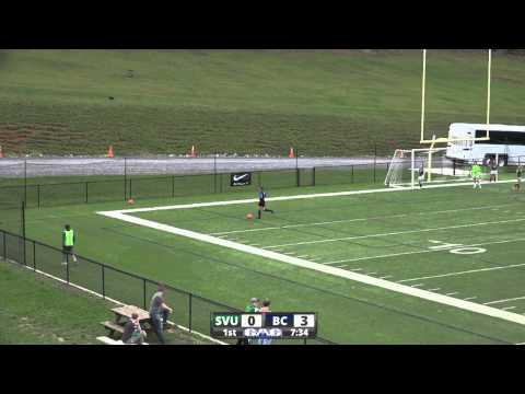 Southern Virginia University Women's Soccer vs Barton