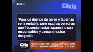 Se acuerda de: Bogotá no está lista para rumba extendida