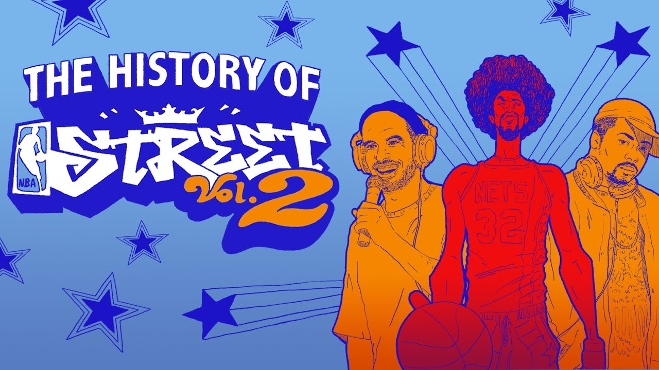 Download A New Way to Say 'Dunk' | The Complete History of 'NBA Street Vol. 2'