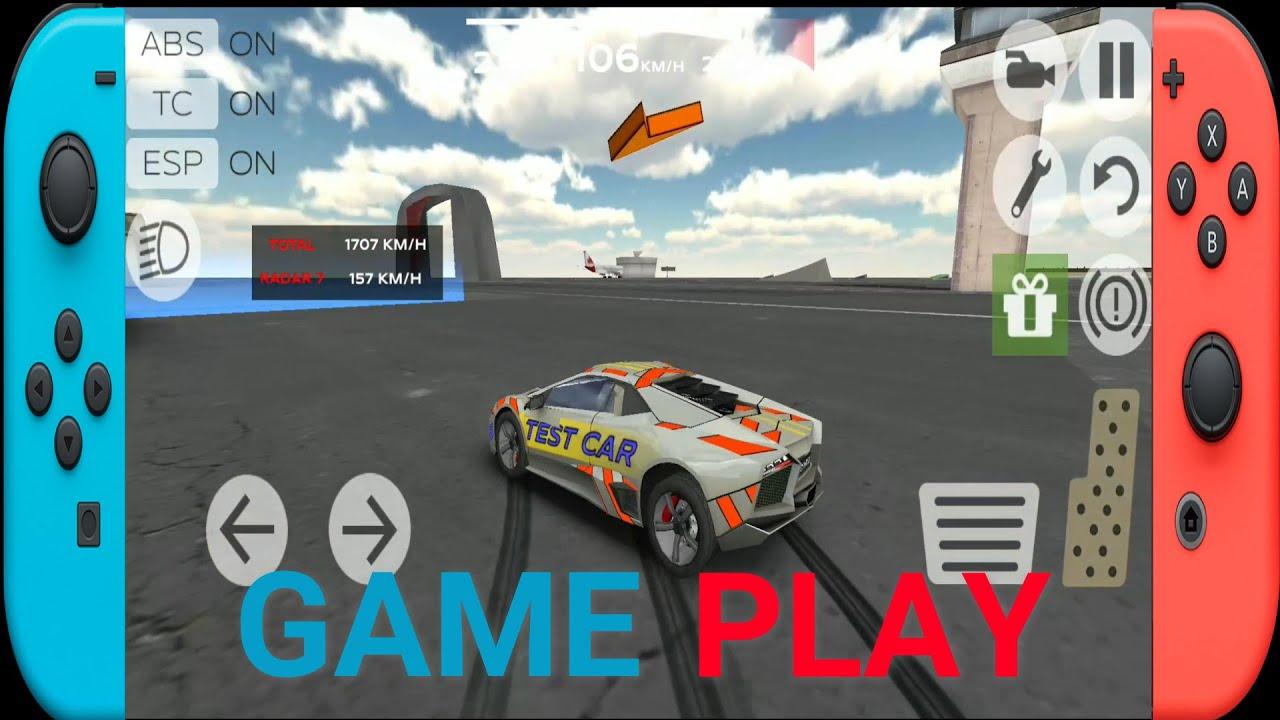 العاب سيارات سباق للاطفال-محاكاة قيادة السيارة القصوى