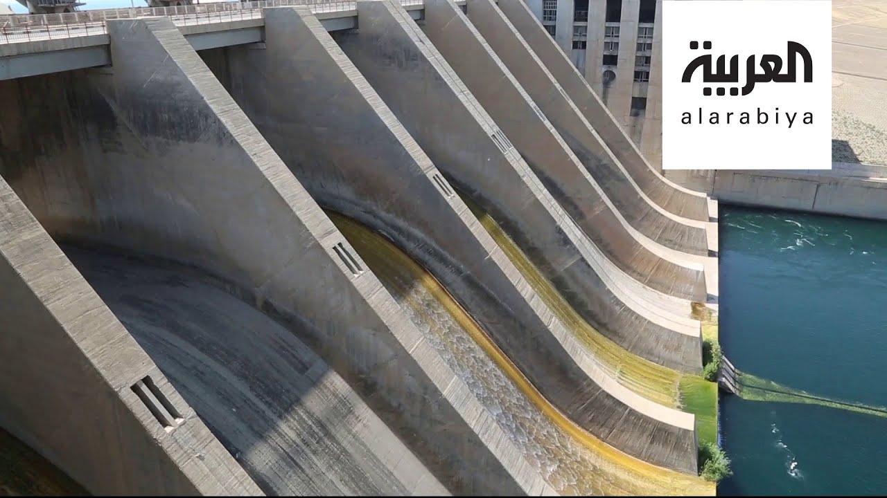 انخفاض منسوب مياه نهر الفرات يهدد حياة مليوني سوري