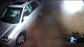 Man caught on camera breaking into vehicle during rash of break-ins in The Village