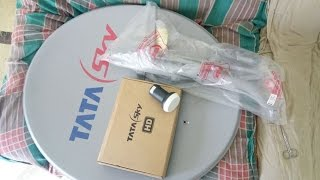 tata sky hd dish installation and troubleshooting guide