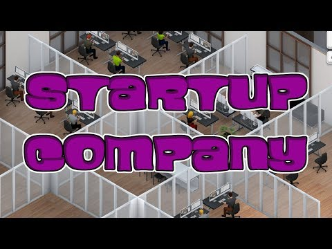 Huge New Office! - Startup Company Part 5 Gameplay