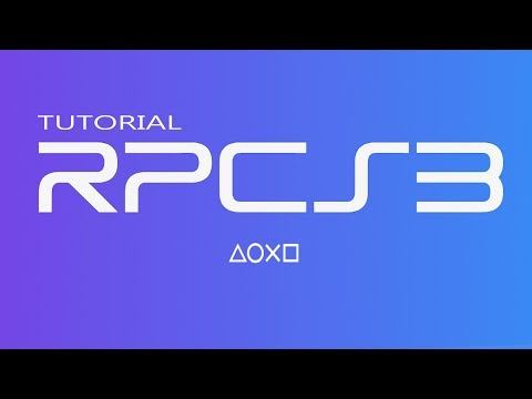 RPCS3 [Full Tutorial] (Download, Firmware, Setting And Run The Games)