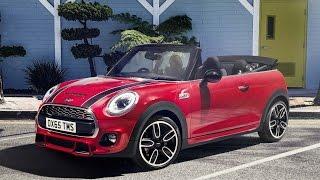 Mini Cabriolet 2015 (diaporama vidéo)
