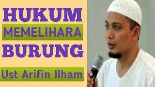 Download Video Ust M Arifin Ilham || Hukum Memelihara Burung MP3 3GP MP4