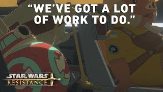 From Beneath Preview   Star Wars Resistance