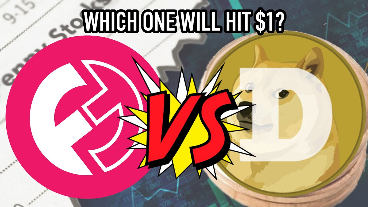 FunFair VS DogeCoin • Which One Will Hit $1 in 2021? 💰♻️📈