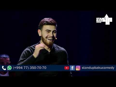 Sabir Samiroğlu (Stand UP Baku 16-cı şou)
