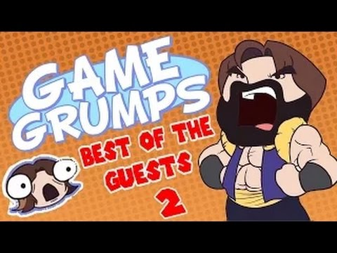 Game Grumps - The Best of THE GUESTS 2