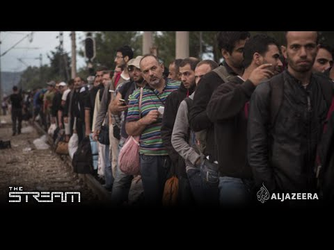 The Stream - Taking in Syria's refugees