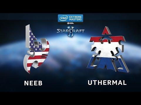 StarCraft 2 - Neeb vs. uThermal (PvT) - IEM Shanghai - Grand Final