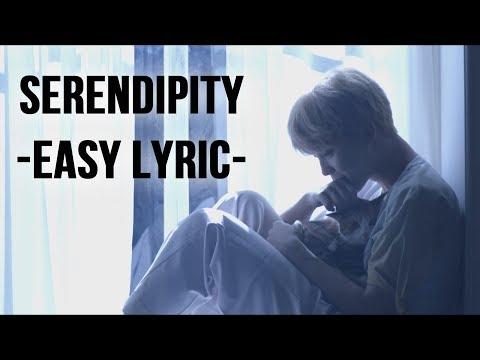 SERENDIPITY- JIMIN - EASY LYRIC