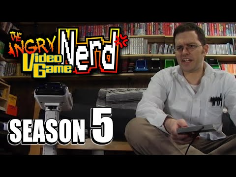 Angry Video Game Nerd - Season Five