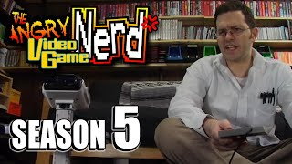 Angry Video Game Nerd - Season 5 (AVGN Full Season Five)