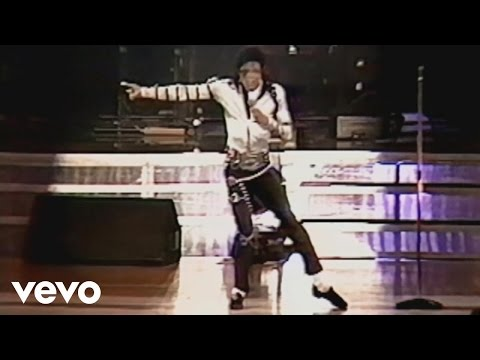 Michael Jackson - Another Part of Me (Live At Wembley July 16, 1988)