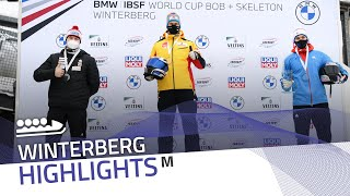 Friedrich completes his title collection | IBSF Official