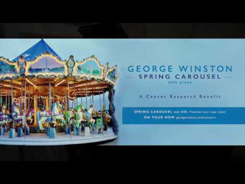George Winston on his new album Spring Carousel
