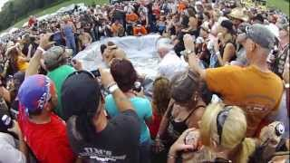 Boone Bike Rally 2012 Baby Oil Wrestling