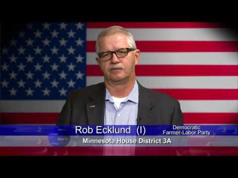 Meet Your Candidates 2016 - MN House District 3A