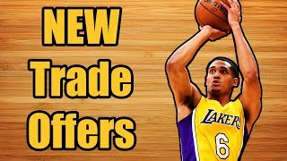 NEW Trade Offers For Jordan Clarkson