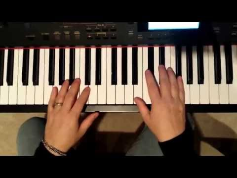 How to play The Only Exception by Paramore on piano