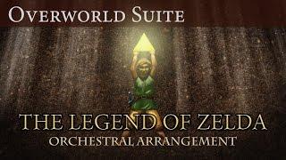 02 - Overworld Suite - The Legend of Zelda (NES) Orchestral Arrangement