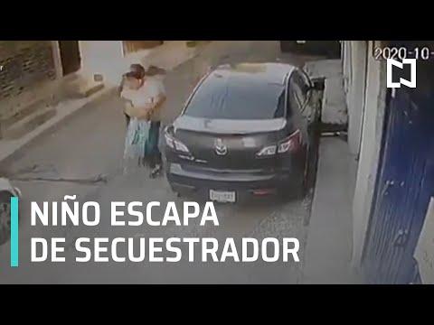 Hombre intenta secuestrar a un niño en Tlalpan, la víctima escapa - Las Noticias