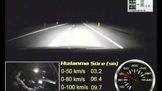 renault megane coupe 1 6 energy dci 130 hp test 0 100 km h 100 0 km h