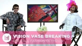 Vision Vase Breaking - Pre-Fall Fashion Olympics