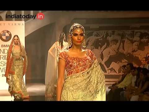 India Bridal Fashion Week-Suneet Verma collection