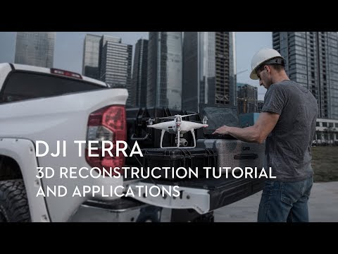 how-to-use-dji-terra's-3d-reconstruction-function