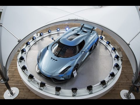 First Driving Footage – Koenigsegg Regera