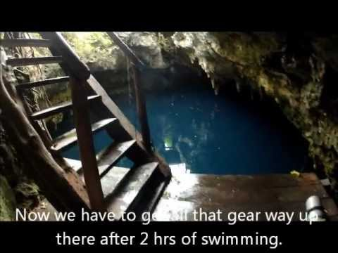 Group Trips | Cave Diving in Tulum Mexico