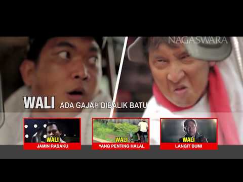 Wali Ada Gajah Dibalik Batu Official Music Video Nagaswara