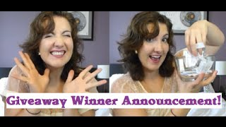100th Video & 500 Subscriber Giveaway Winner Announcement! Thumbnail