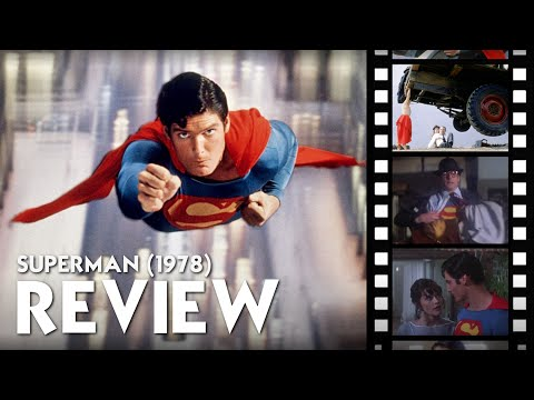 Superman (1978) - Film Review