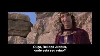 "Jesus Christ Superstar (1973) julgamento final de pilatos-(""Trial Before Pilate"")"