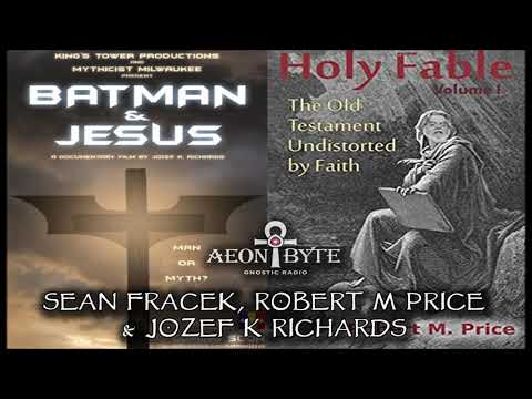 Batman & Jesus (and Holy Fable!)