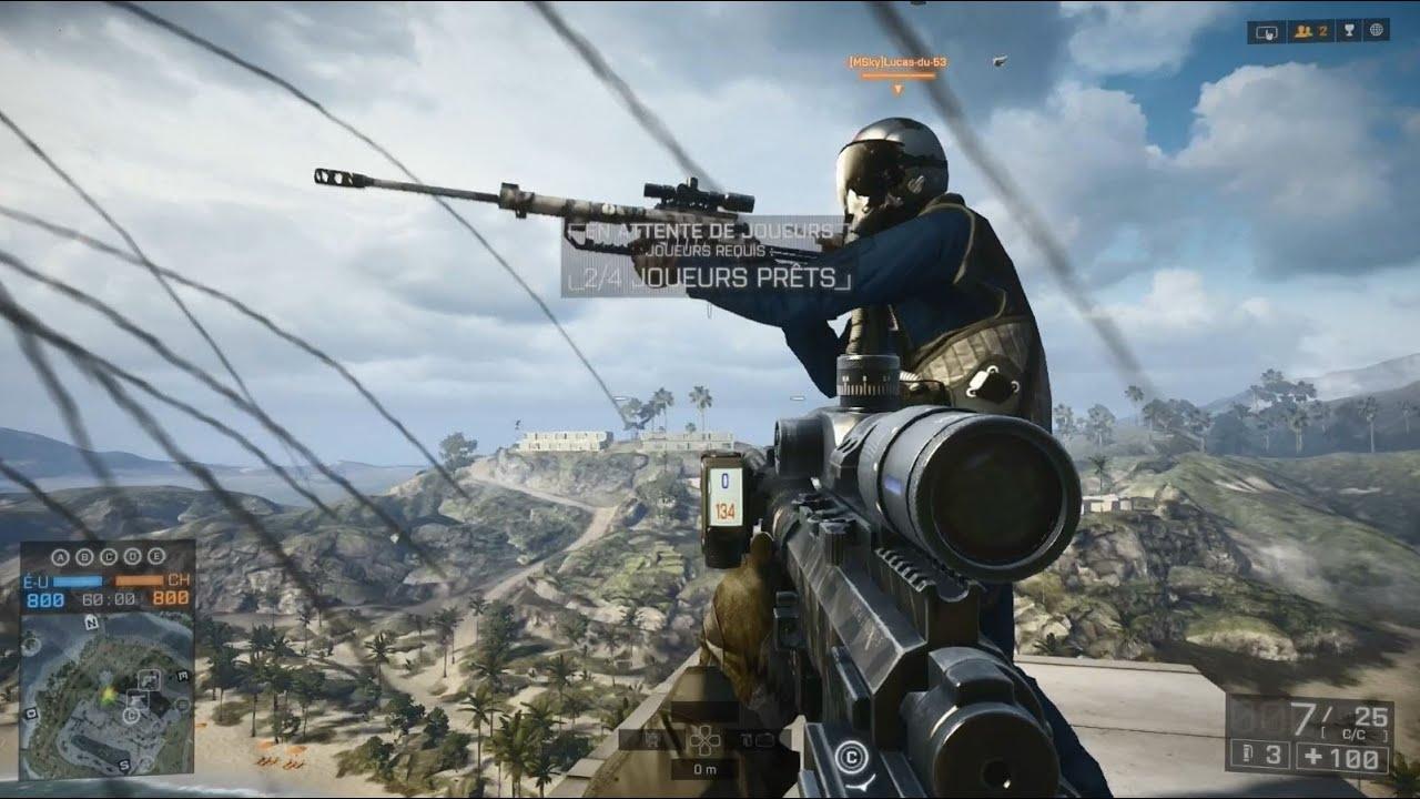 Download Battlefield 4 - Méga bordel à 4! [Funtage]